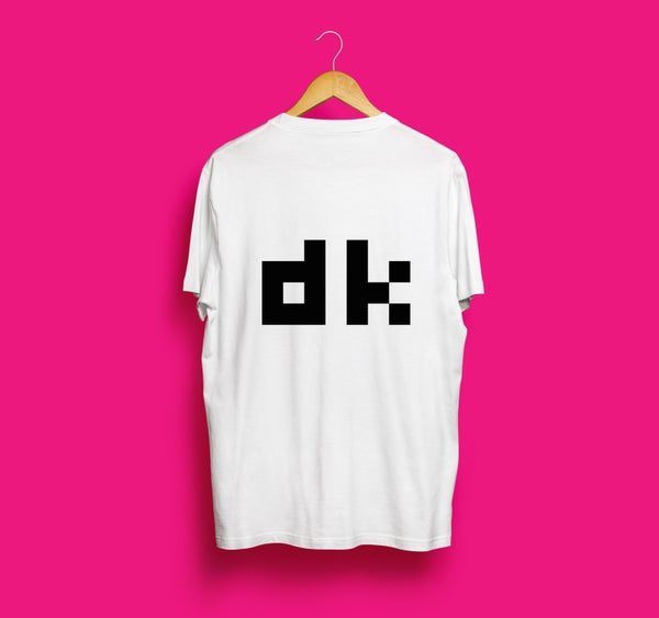 Image of DK Tee - White