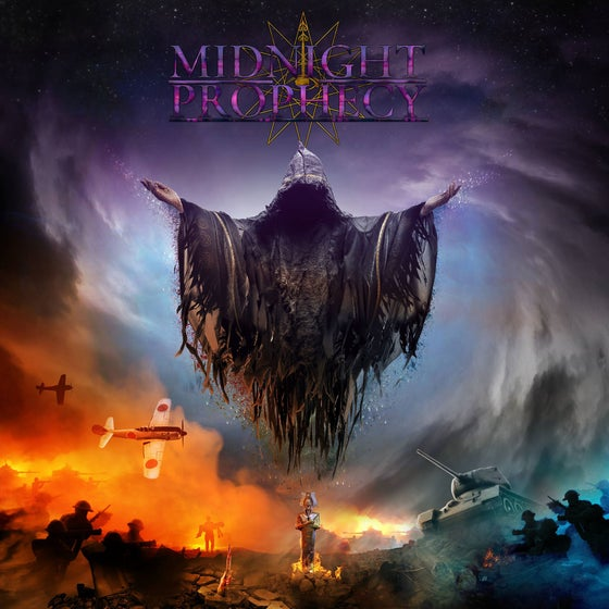 Image of Midnight Prophecy Debut Album