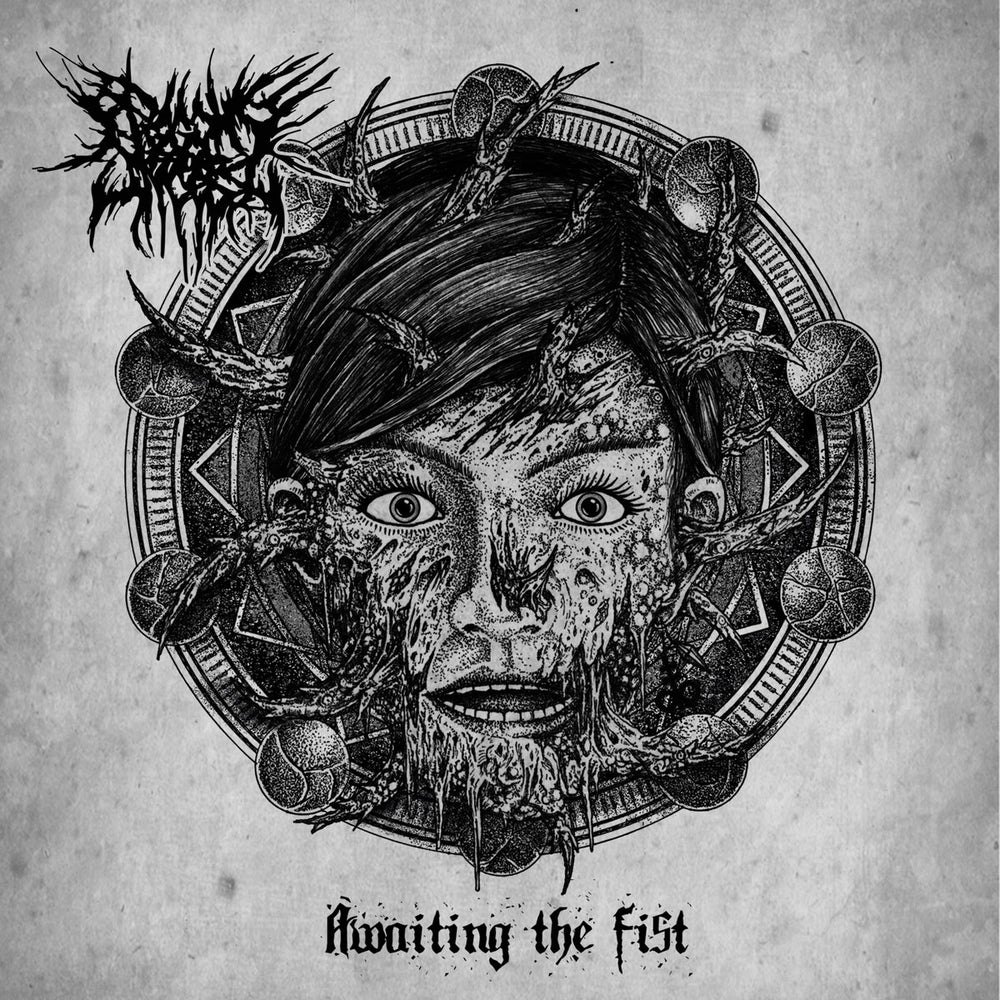 Image of Begging for Incest - Awaiting The Fist CD