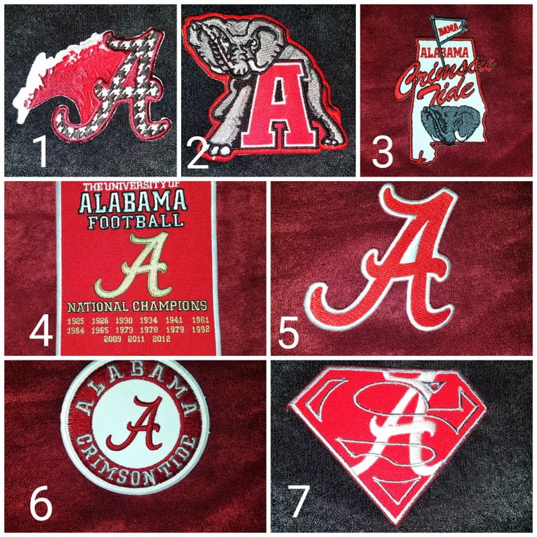 Image of Alabama Crimson Tide Themed Shorts