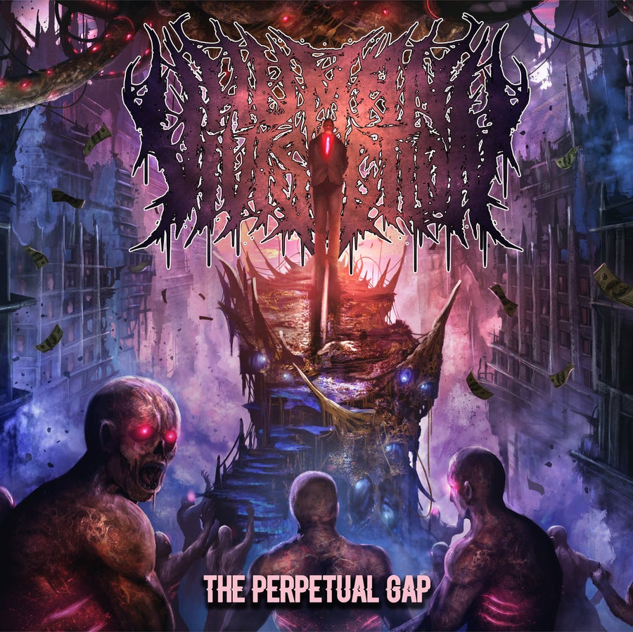 Image of Human Vivisection - The Perpetual Gap CD