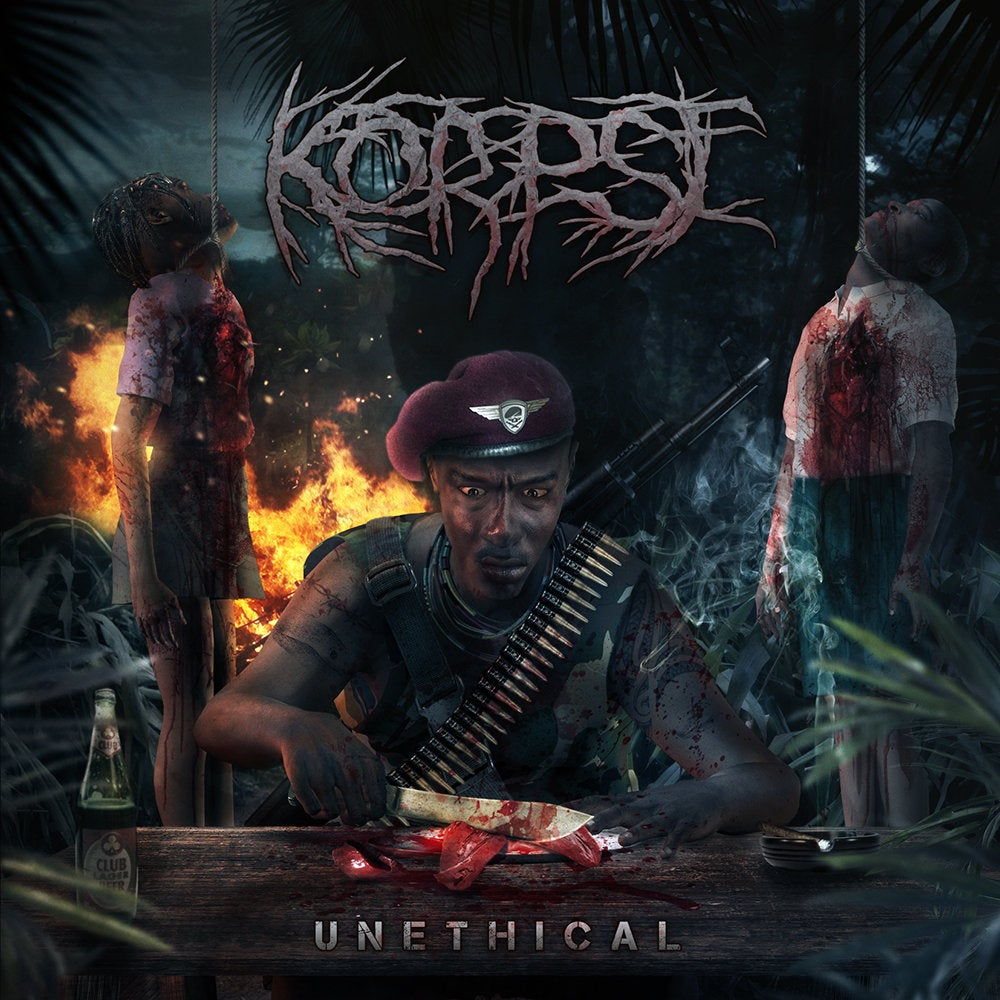 Image of Korpse - Unethical CD