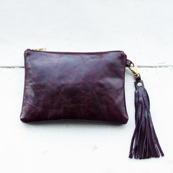 Image of Cool Classic Ally's Big Sister bag - Plum