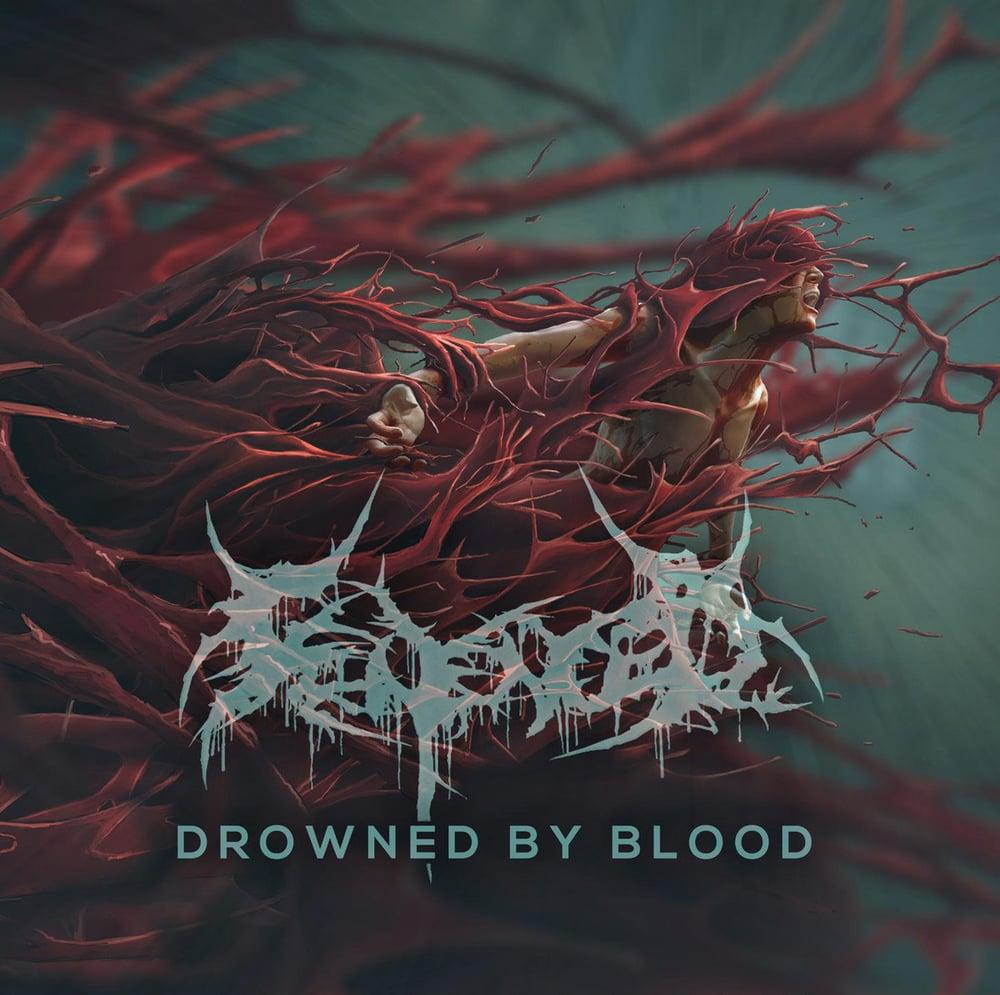 Image of Sentenced UK - Drowned In Blood CDEP