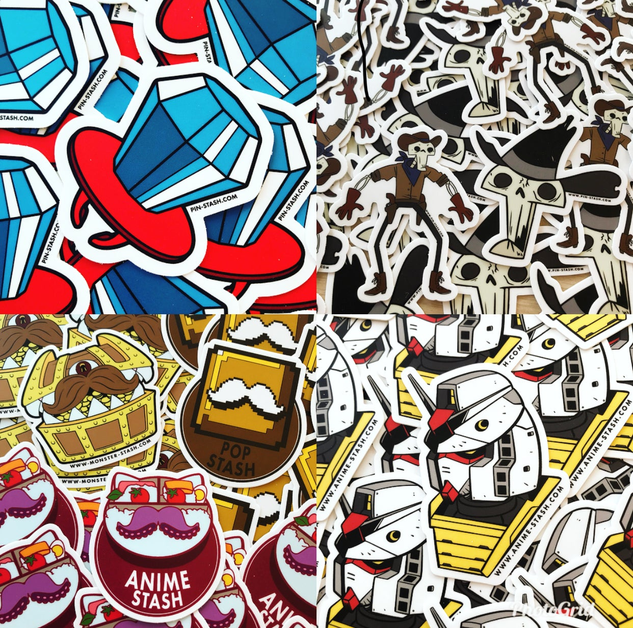 Image of STICKER SLAPS