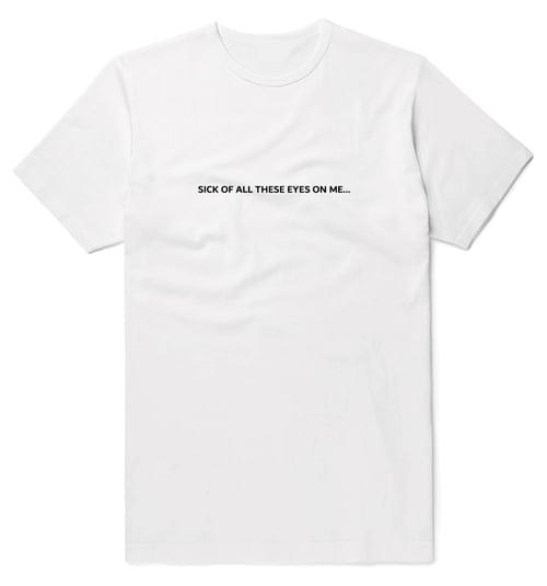 "Image of ""Sick eyes"" T-Shirt"