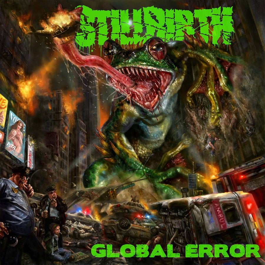 Image of Stillbirth - Global Error CD