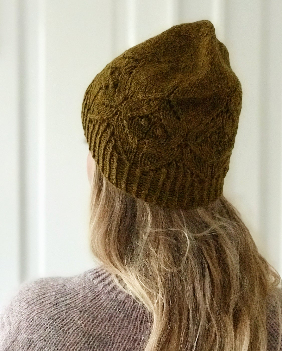Image of MAGNOLIA HUE (Danish pattern only! English pattern on Ravelry)