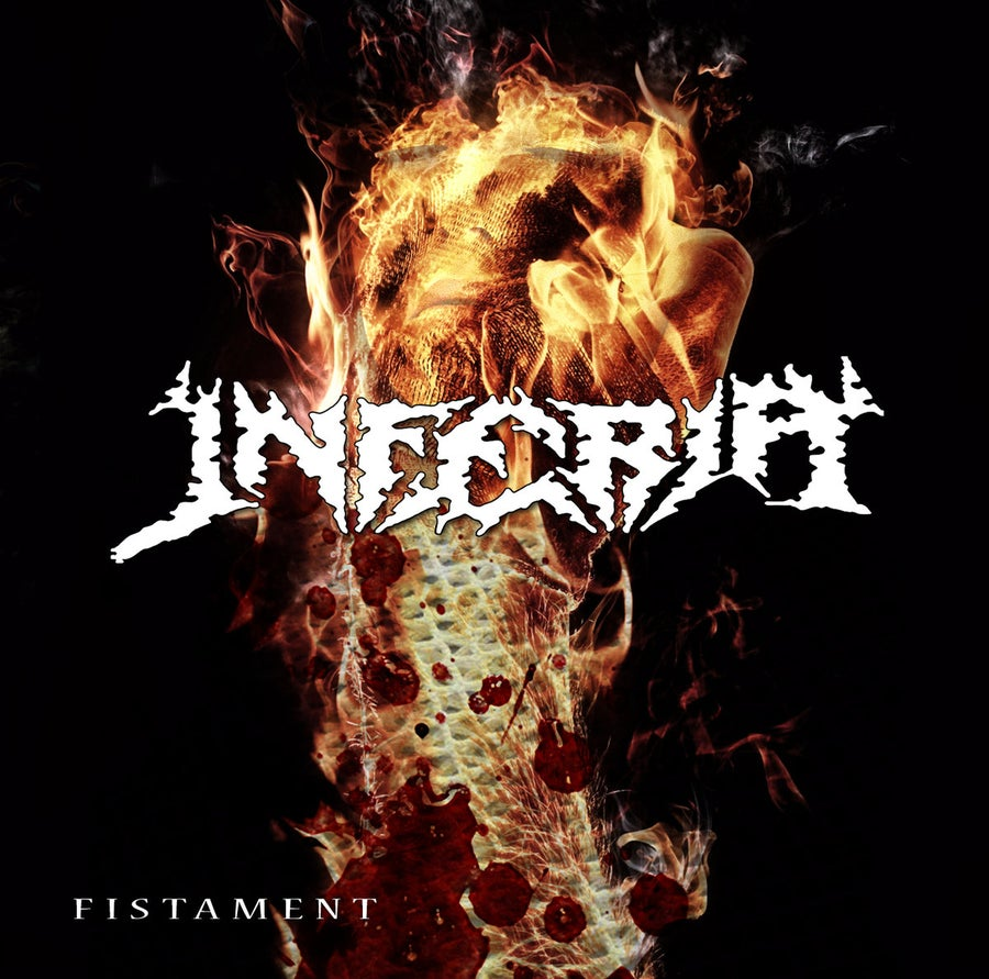 Image of Inferia - Fistament CD