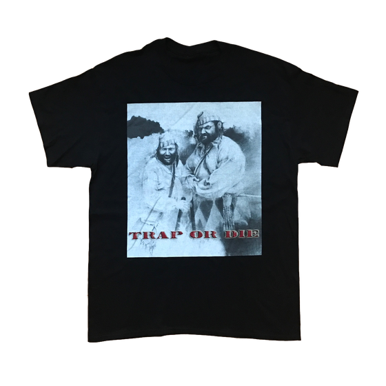 Image of TRAP OR DIE Short Sleeve Tee