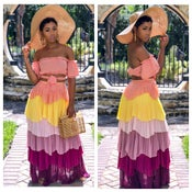 Image of Tropical two piece set