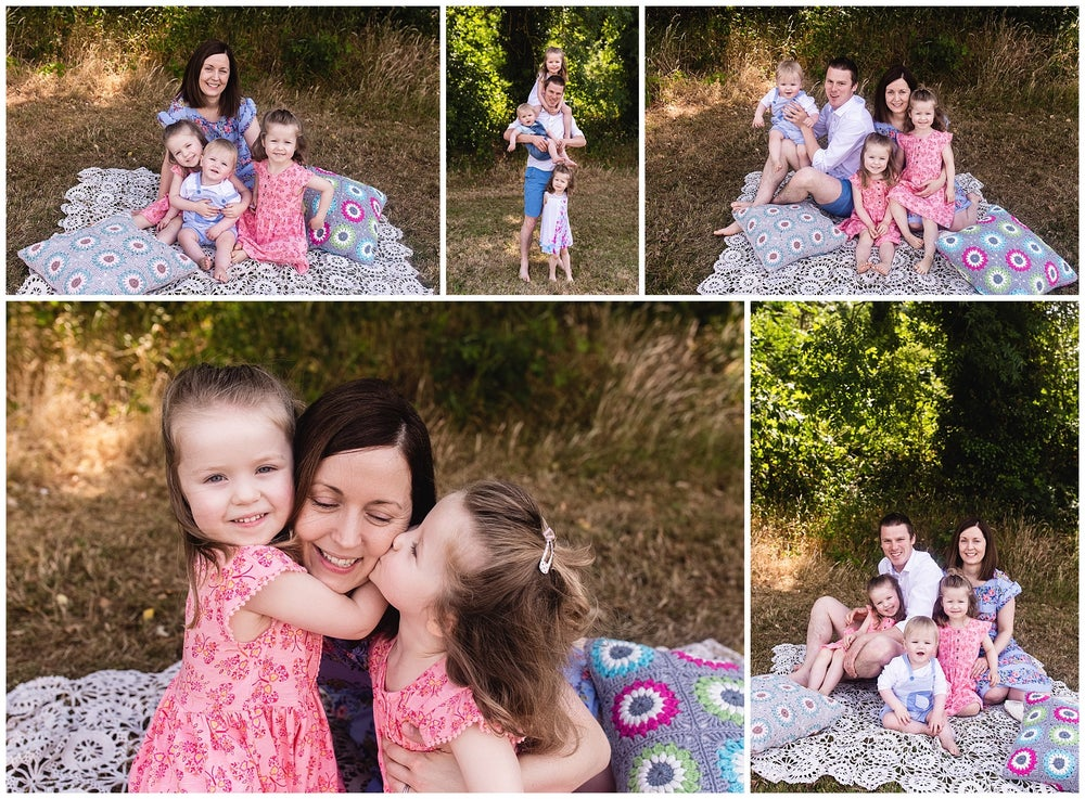 Image of **DEPOSIT ONLY** FAMILY SESSION**