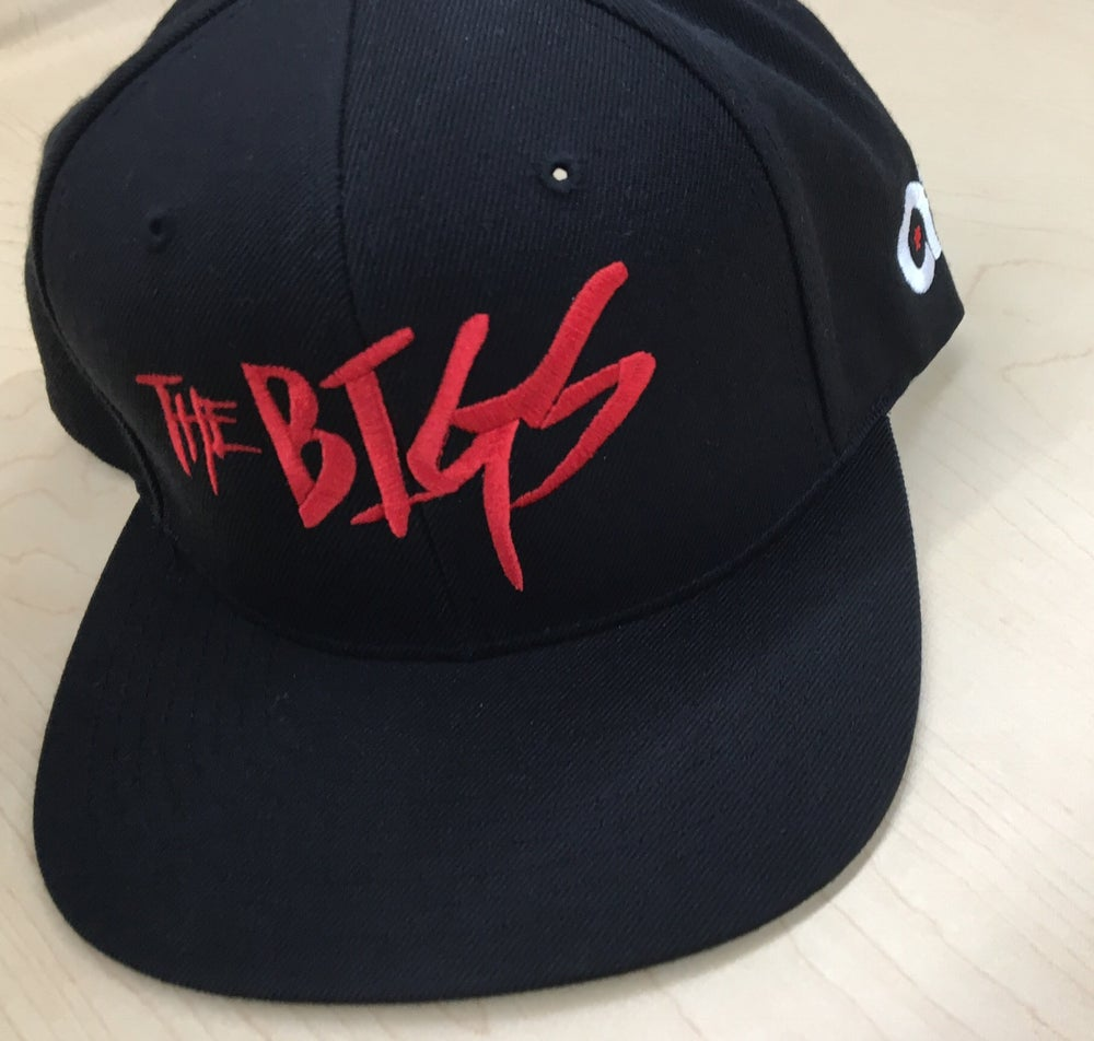 Image of The BIGS OG Crown (Red)