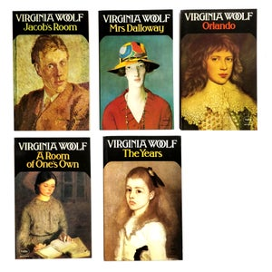 Virginia Woolf Box Set - The Classic Works