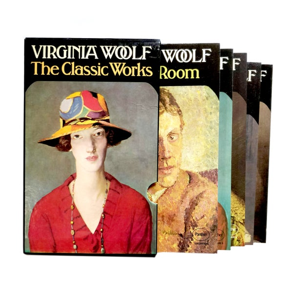 Image of Virginia Woolf Box Set - The Classic Works