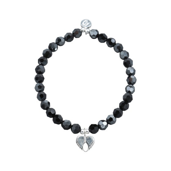 Image of NEW Power Swarovski Crystal Dainty Love Bracelet