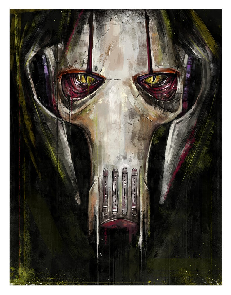 Image of Star Wars Giclee/Canvas Prints - Arist Proofs
