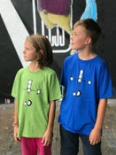 Image of Kids Everyman T shirts.