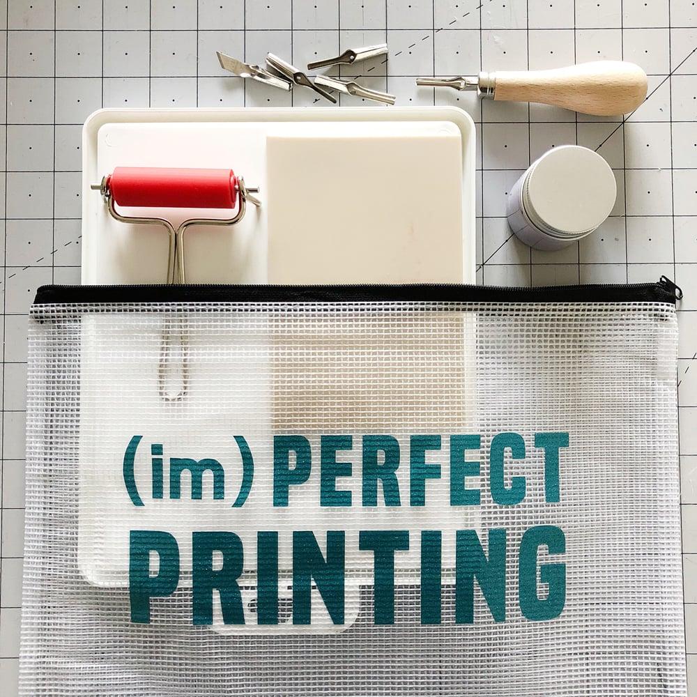 Image of Lino printing Supplies