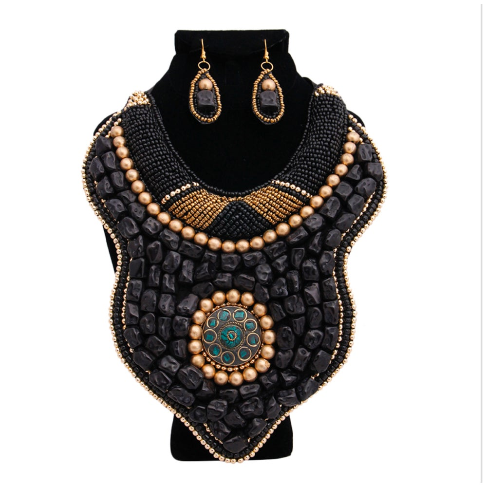 Image of Schale Statement Necklace