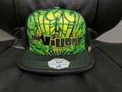 Image of Village Flat Brim Classic Snap Back by Grassroots California