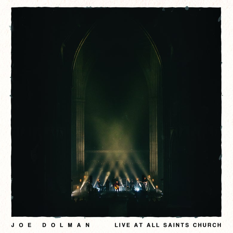 Image of Live at All Saints Church EP (Limited Edition CD)