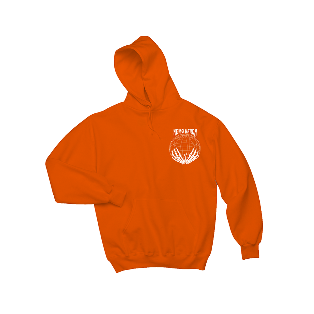 "Image of OG Logo ""Orange"" Hoodie"