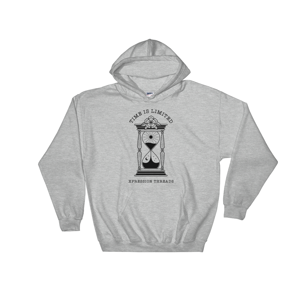 Image of Time Is Limited Hoodie