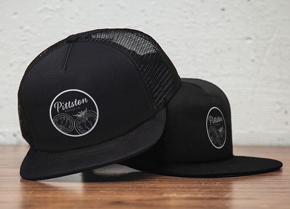 Image of Pittston Ketchup Trucker Hat