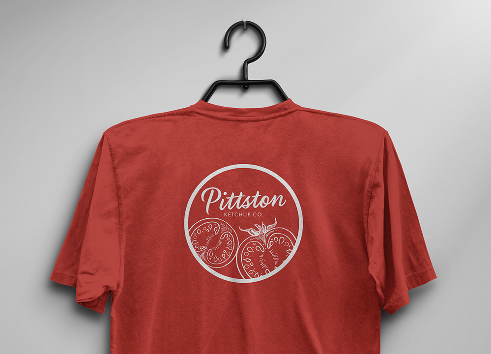 Image of Pittston Ketchup Co. Unisex T Shirt