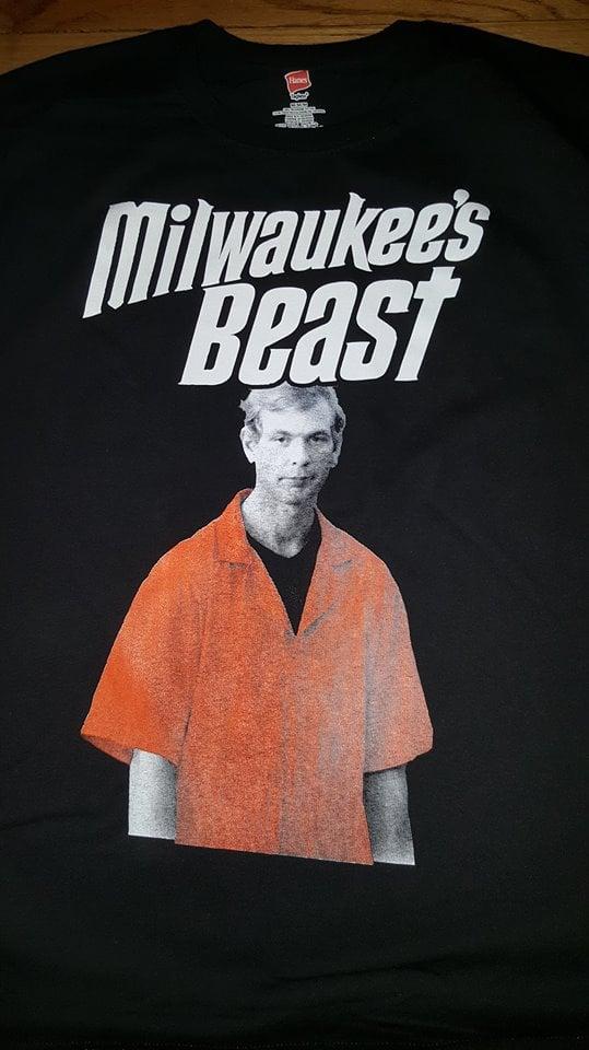 Image of CULT LEADER MILWAUKEES BEAST T SHIRT