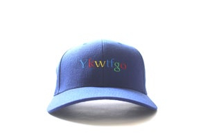 Image of YKWTFGO BLUE