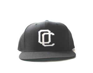 Image of OC SNAPBACK (BLACK)