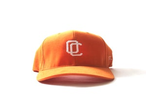 Image of OC CURVED BILL (ORANGE)