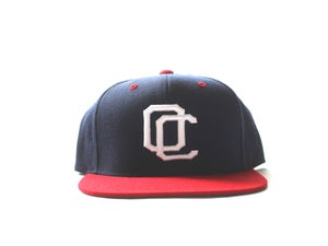 Image of OC SNAPBACK ( ATL COLORWAY)