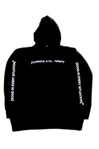 Image of [THANKFUL AND CONFIDENT] TRADE MARK HOODIE