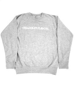 Image of THANKFUL & CO. CREW NECK