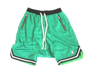 Image of PLAYBOY SHORTS GREEN