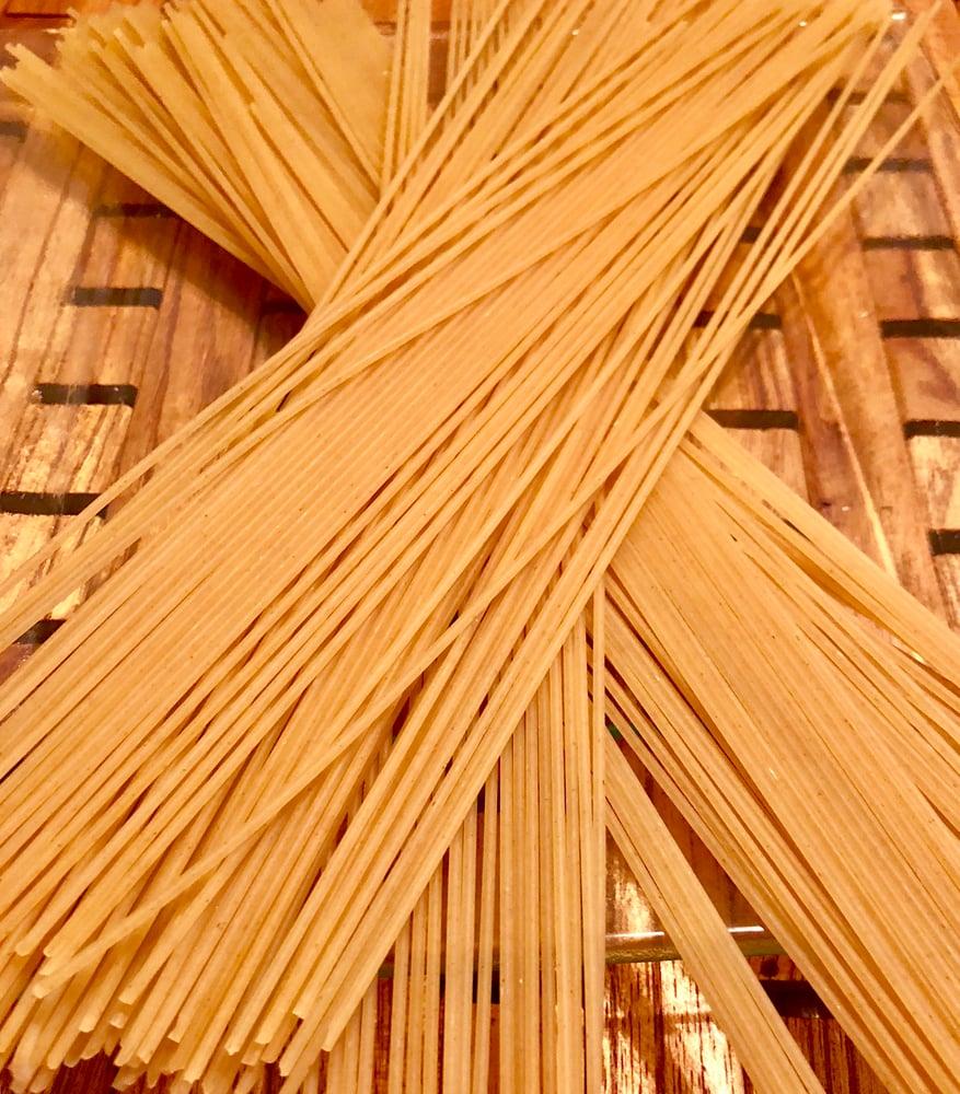 Image of White Spelt Spaghetti