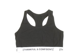 Image of [THANKFUL & CONFIDENT] TRADEMARK SPORTS BRA