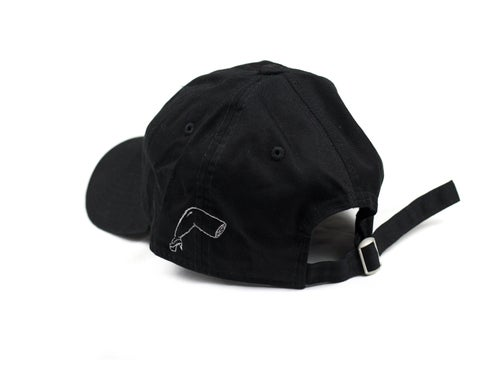 Image of Black Dad Hat