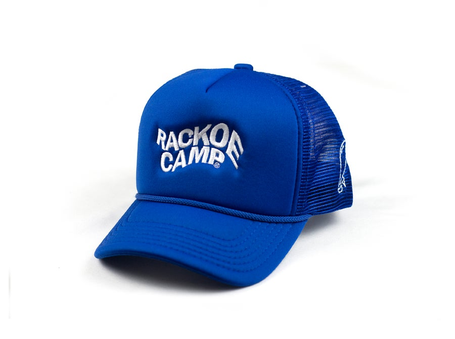 Image of Blue Trucker Hat