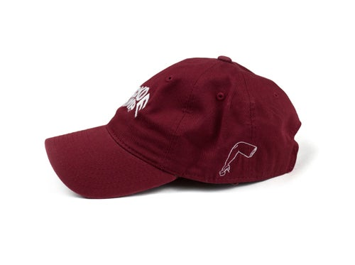 Image of Burgundy Dad Hat