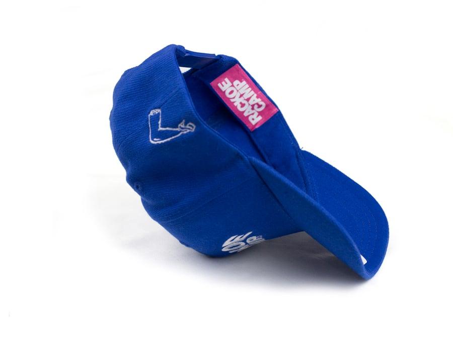 Image of Blue Snapback Hat