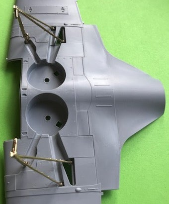 Image of Main undercarriage struts for Polikarpov I-16