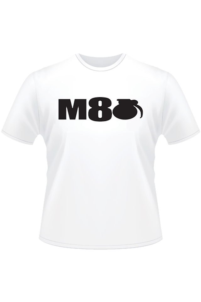 Image of DJ M80 TEE