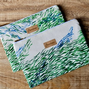 Pochette Flore - Forest wave