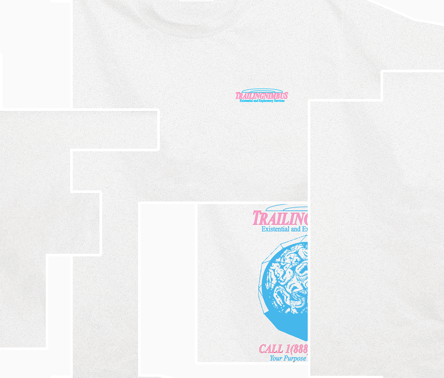 Image of E-Services T-shirt Redux | Calcite