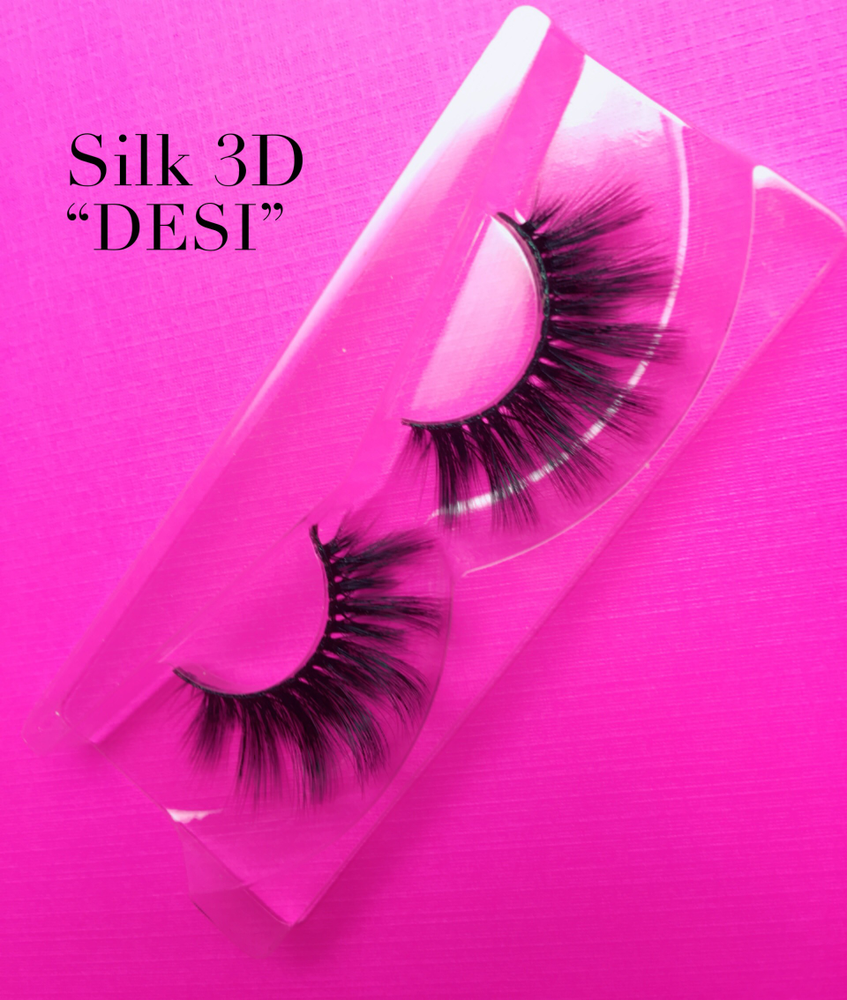 Image of GLAMOURSB 3D SILK LASHES