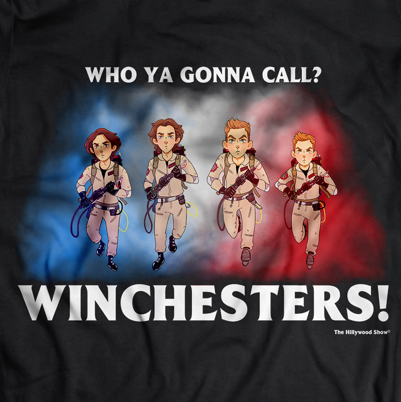 Image of WINCHESTERS TEE